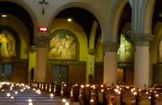 Perayaan Paskah Tahun Ini, Gereja yang Biasa Penuh Sesak Kini Sepi - JPNN.com