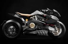 Vyrus Alyen, Superbike Futuristik Berdarah Ducati - JPNN.com