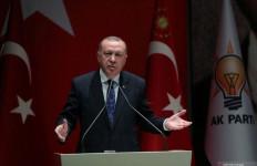 Dua Orang Dekat Presiden Erdogan Dinyatakan Positif COVID-19 - JPNN.com