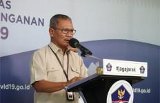 Update Corona 2 Juni: Kabar Baik dari Yurianto untuk Jakarta - JPNN.com