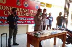 Polisi Tembak Mati Satu Pelaku Curanmor di Medan - JPNN.com