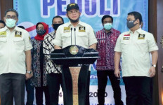 Luncurkan Program 'MPR RI Peduli - Lawan Covid-19', Bamsoet Langsung Donasikan 3 Bulan Gajinya - JPNN.com