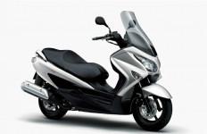 Suzuki Burgman 200 MY2020 Tampil Segar Lawan Nmax dan PCX - JPNN.com