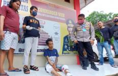 Residivis Kambuhan Meringis Diterjang Timah Panas, Lihat tuh Tampangnya - JPNN.com