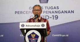 Jubir COVID-19: Jangan Kembali ke Jakarta Dulu