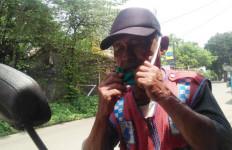 Dapat Rp 5.000 Dalam Sehari, Tukang Ojek Pangkalan Ini Tetap Bersyukur - JPNN.com