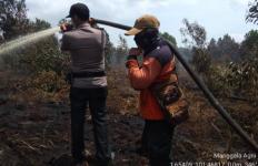 Patroli Terpadu, Mengurangi Titik Panas di Sumatera - JPNN.com