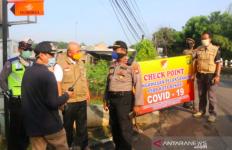 PSBB Bekasi: Ratusan Polisi yang Patroli Akan Tindak Tegas yang Melawan - JPNN.com