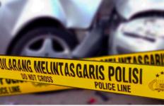 Kendaraan yang Ditumpangi Rombongan Anggota DPRD Kecelakaan, Politikus PDIP Meninggal - JPNN.com