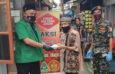 Forum Relawan Jokowi: Warga di Sekitar Kita Jangan Sampai ada yang Kekurangan - JPNN.com