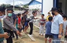 Detik-Detik Janda Muda Nekat Melompat dari Lantai 5 Rusunawa - JPNN.com
