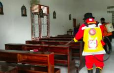 Manggala Agni KLHK Berjuang Cegah Karhutla dan COVID-19 - JPNN.com
