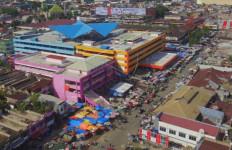 Bolak-balik ke Pasar Raya Padang, Pedagang Pepaya Bernasib Malang - JPNN.com