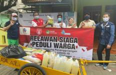 Relawan Sandiaga Uno Perangi COVID-19 Hingga ke Pulau Seribu - JPNN.com