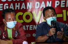Bupati dan Wakilnya Mengumumkan Pak SY Meninggal karena Corona - JPNN.com