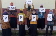 Pegawai KPK: Harusnya Jokowi Prioritaskan Pegawai Honorer K2 Jadi ASN - JPNN.com