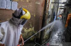 Sebaiknya Pasar Tidak Disemprot Disinfektan, Ini Bahayanya - JPNN.com
