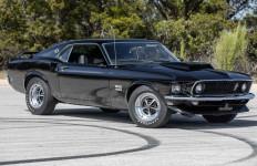 Ford Mustang Boss 429 Milik Paul Walker Siap Dilelang, Harganya? - JPNN.com