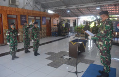 Sah! Letkol Laut Nurulloh Resmi Jadi Komandan Kapal Perang TNI AL - JPNN.com