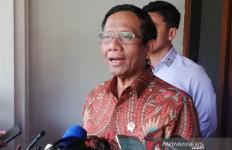 Mahfud MD Tertawakan Fadli Zon - JPNN.com