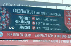 Masa Pandemi, Iklan Mengutip Hadis Nabi Muhammad Laku di Amerika Serikat - JPNN.com