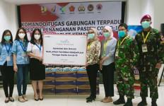 Hari Kartini, PT Softex Indonesia Beri Apresiasi Tenaga Medis Perempuan - JPNN.com