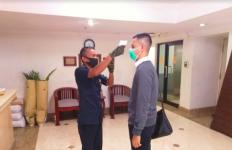 Apartemen Patuhi Protokol PSBB Cegah Penyebaran Covid-19 - JPNN.com