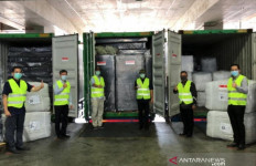 Indonesia Ekspor Tempat Tidur ke Singapura di Tengah Wabah COVID-19 - JPNN.com