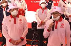 Sandiaga & Sukarelawannya Bergerak di Kemayoran, Kepala BIN Langsung Turung Tangan - JPNN.com