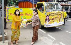 Lawan Corona, Meutya Hafid Donasikan 20 Ton Beras - JPNN.com