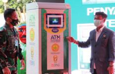 Mentan Syahrul Luncurkan Inovasi ATM Pertanian Sikomandan - JPNN.com