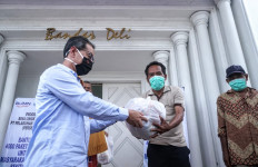 Pelindo I Salurkan 4 Ribu Paket Sembako - JPNN.com