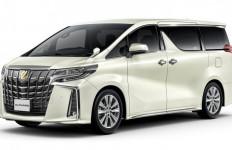 Toyota Beri Sentuhan Emas di Alphard dan Vellfire - JPNN.com