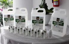 Victoria Care Indonesia Bagikan Hand Sanitizer Herborist di Jabar - JPNN.com