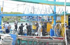 KKP Tangkap Dua Kapal Nelayan Vietnam saat Mencuri Ikan di Laut Natuna Utara - JPNN.com