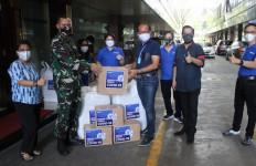 PERADI Bergotong Royong Kumpulkan Donasi dan APD untuk Tenaga Medis - JPNN.com