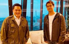 Bertemu Erick Thohir, Ini yang Dibahas Raffi Ahmad - JPNN.com