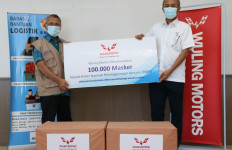 Cara Wuling Indonesia Ikut Perangi Corona - JPNN.com