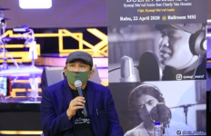 Anak Wapres Ma'ruf Amin Rilis Lagu Religi Bareng Charly - JPNN.com