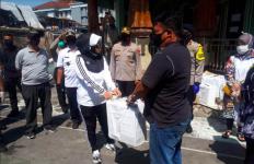 Istri Tito Karnavian Merasa Lega Setelah Datang ke Kawasan Kumuh di Jakarta - JPNN.com
