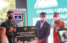 Mentan dan KSAD Luncurkan ATM Pertanian Sikomandan di Kodim 0501/Jakpus - JPNN.com