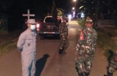 Cegah Covid-19, SPKKL Ambon dan Polda Maluku Patroli Malam di Dua Negeri - JPNN.com
