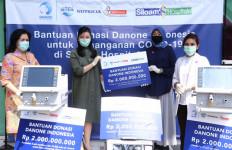 Danone Indonesia Dukung Pengadaan Ventilator untuk Siloam Hospitals Group - JPNN.com