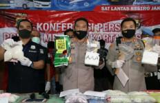 Datang ke Jakarta Demi Narkoba, Ada yang Berstatus Pelajar - JPNN.com