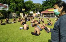 80 Remaja di Padang, Termasuk 1 Perempuan, Berbuat Terlarang, Begini Akhirnya - JPNN.com