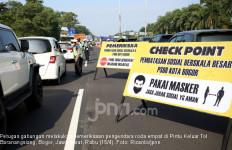 Sebelas Hari Operasi Ketupat, 28.093 Kendaraan Disuruh Putar Balik - JPNN.com