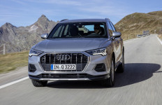 Audi Q3 Generasi Kedua Menyapa Publik Indonesia - JPNN.com
