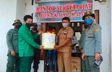 Patut Ditiru, Para Pegawai BKSDA Sultra Kumpul Dana untuk Bantu Warga Sekitar Hutan - JPNN.com