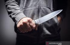 Wu Bawa Senjata Tajam ke Sidang Perceraian, Banjir Darah Tak Terelakkan - JPNN.com