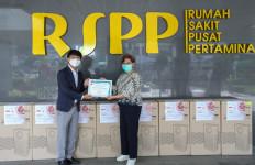 Coway Indonesia Sumbang Produk Air Purifier ke Rumah Sakit Rujukan Covid-19  - JPNN.com